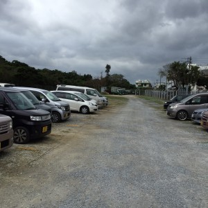 市民駐車場1